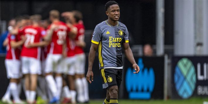 Flink probleem Feyenoord: Sinisterra mist mogelijk 'Heracles'