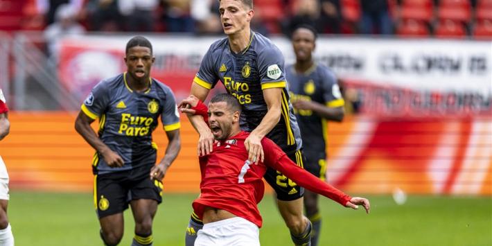 """Feyenoorders treuren: """"Na rust waren we het kwijt"""""""