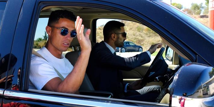 """Ronaldo keert terug op Old Trafford: """"Hij kan door tot zijn 40ste"""""""