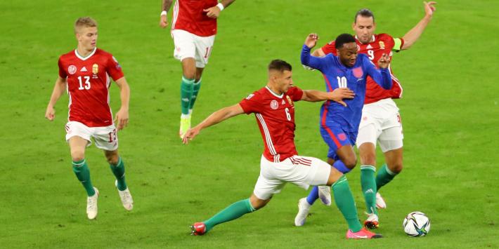 EK-winnaar Italië verliest punten, Engeland swingt na rust