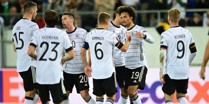 België en Duitsland zijn stugge voetbaldwergen de baas