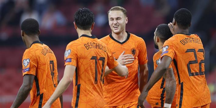 Vijf conclusies na de prachtige zege van Oranje tegen Turkije