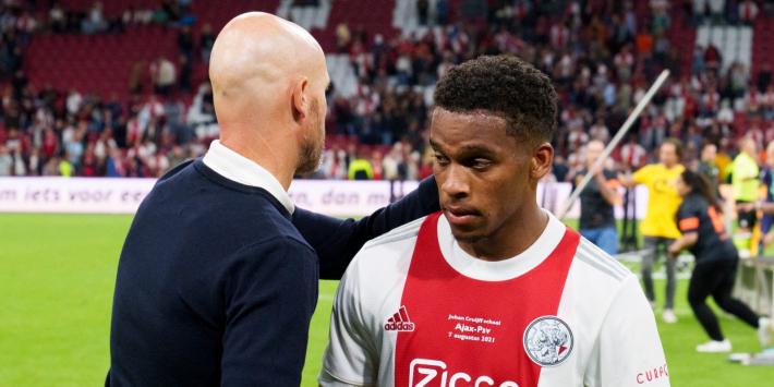 Timber terug in basis Ajax, Klaassen begint op de bank