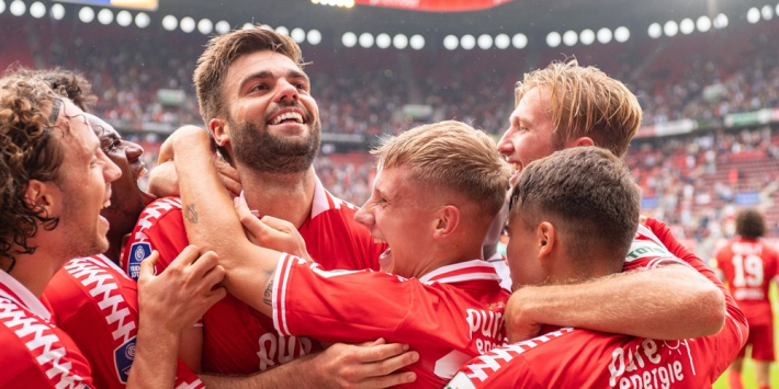 Goudhaantje Pröpper schiet FC Twente naar eerste overwinning