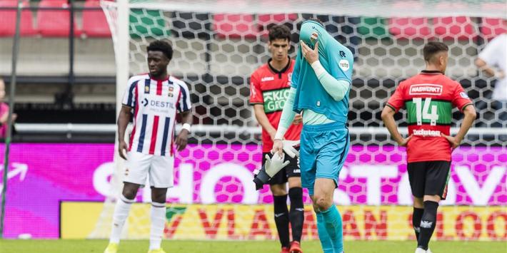 Bizar: Willem II heeft na vier speelrondes al vier keepers nodig