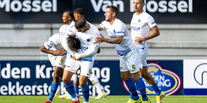 'Nieuw' Vitesse heeft sterren niet nodig tegen RKC
