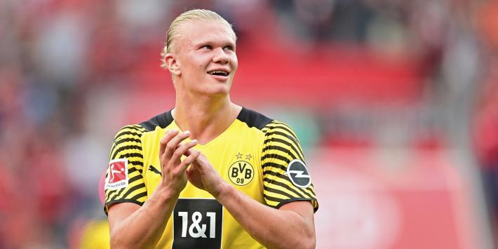'Haaland voor zacht prijsje op te halen in de zomer van Dortmund'