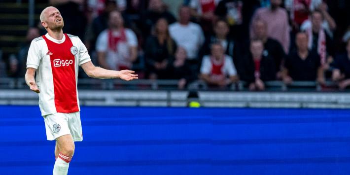 Ajax krijgt richting Sporting-uit slecht nieuws uit ziekenboeg