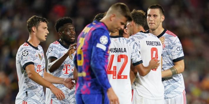 """Barça gekraakt: """"Dit leek wel een trainingspartijtje voor Bayern"""""""