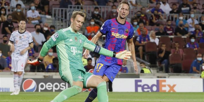 Spaanse media kritisch na 'lastig debuut' Luuk de Jong