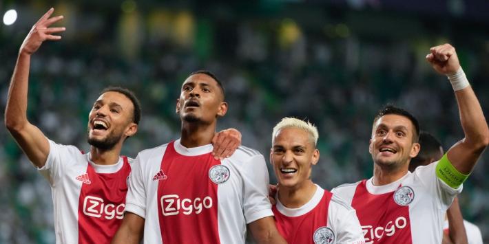 Nederland jaagt op coëfficiëntenlijst Portugal op