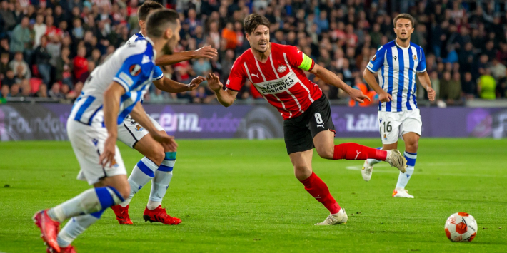 PSV en AZ balen na puntenverlies bij Europese start