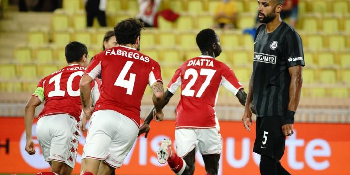 AS Monaco maakt geen fout in PSV-groep en pakt koppositie