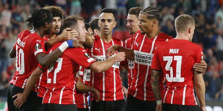 Krantenoverzicht: 'Volwassen PSV trekt vrolijk door Europa'