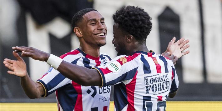 Dominante eerste helft bezorgt Willem II zege op Groningen