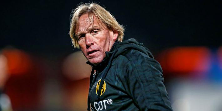 """Van der Luer: """"Ik mag niet in de buurt van het stadion komen"""""""