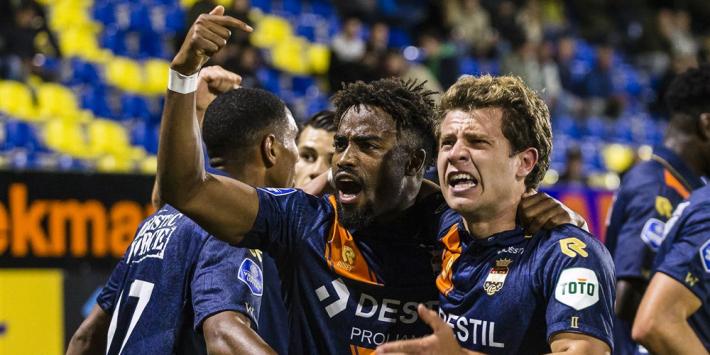 Willem II beleeft beste seizoensstart ooit na Brabantse derbyzege