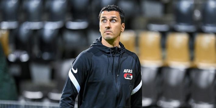 """Martens over 'Telstar-trainer' Van Gaal: """"Van hem geleerd"""""""