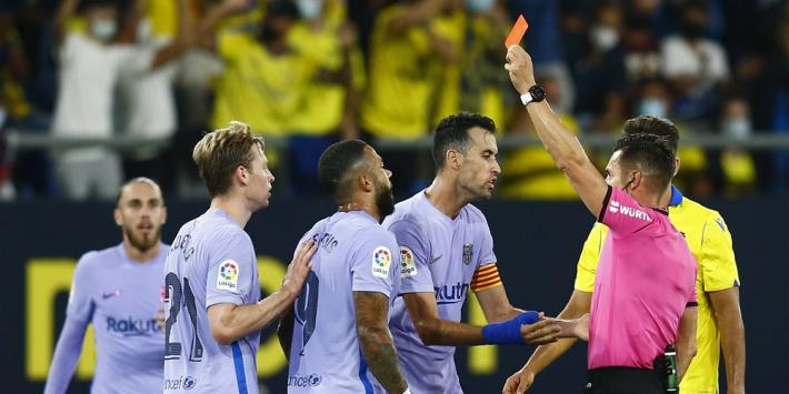 'Postbode Frenkie de Jong krijgt wake-up call bij FC Barcelona'
