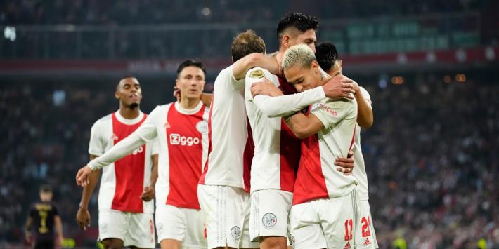 Valentijn Driessen: 'Als Ajax punten verspeelt, ligt dat aan Ajax'