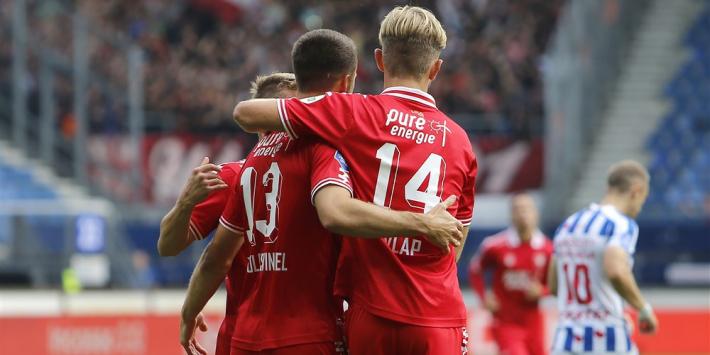 FC Twente zet uitstekende reeks voort met zege