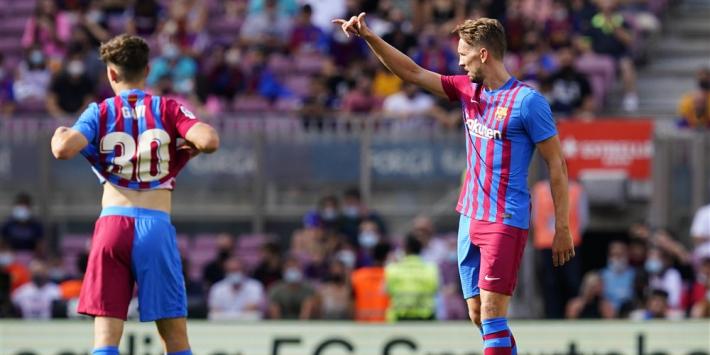 """Luuk de Jong geniet van eerste goal: """"Een heel speciaal gevoel"""""""