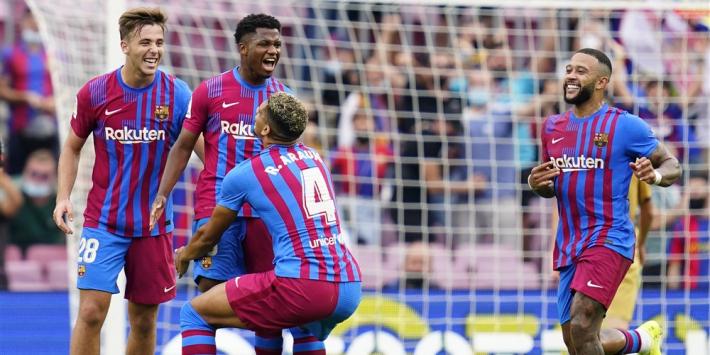 FC Barcelona bijna akkoord met Fati, goed nieuws Pedri