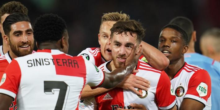 """Kökcü over de Kuip: """"Als Feyenoord zijnde negen punten halen"""""""