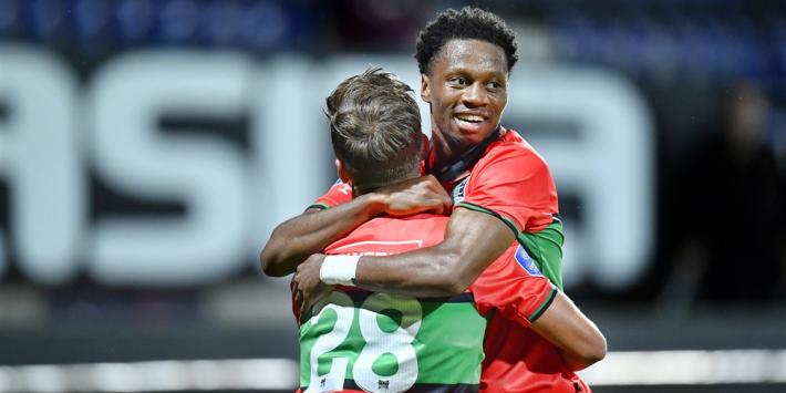 """NEC'ers richten zich op derby: """"Daarom gaat Vitesse eraan"""""""