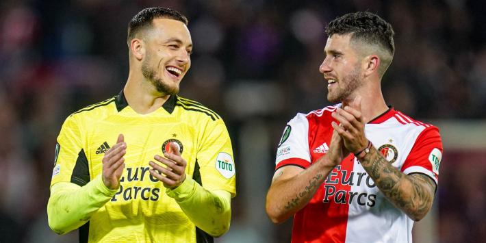 Good harm News at PSV and Feyenoord