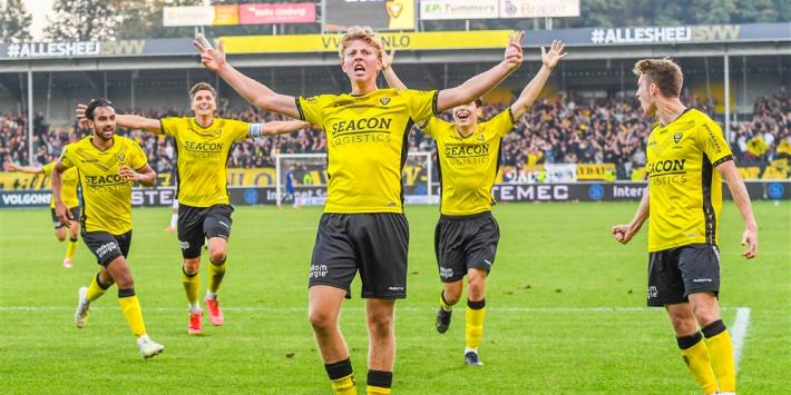 Ongekende misser komt MVV duur te staan in derby tegen VVV