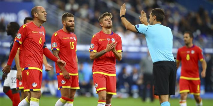 41-jarige Andorra-legende valt in én uit, 24 jaar (!) na zijn debuut