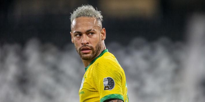 Neymar steelt de show, Ajacieden keren met goed gevoel terug