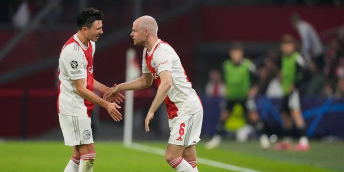 """Klaassen over reserverol bij Ajax en op EK: """"Dat irriteert me"""""""