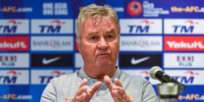 "Hiddink praises Ajax foundation: ""It allows Berghuis to make a profit"""
