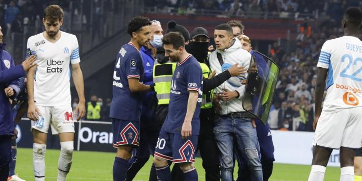 Marseille moet vrezen voor straf na bizar Messi-incident