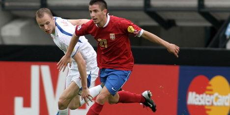 Tosic van Manchester United naar CSKA Moskou