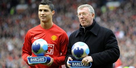 Ferguson blikt terug op Ronaldo-transfer: ''Konden we begrijpen''