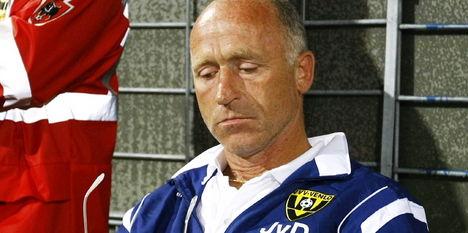Jan van Dijk weg als coach van Gemert