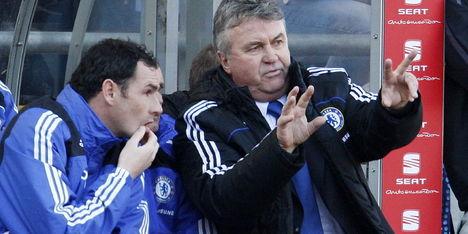 Hiddink wil graag terugkeren in Premier League