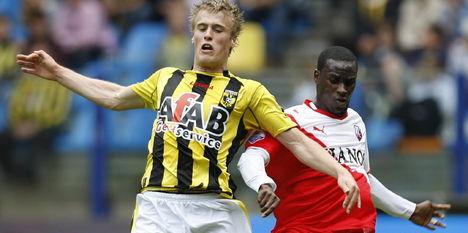 'FC Utrecht trekt aan Vitessenaar Van Diermen'