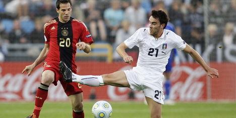 FC Sevilla huurt Cigarini van Napoli