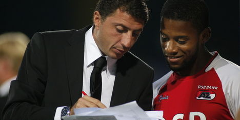 'AZ-assistent Arveladze op radar van Kayserispor'