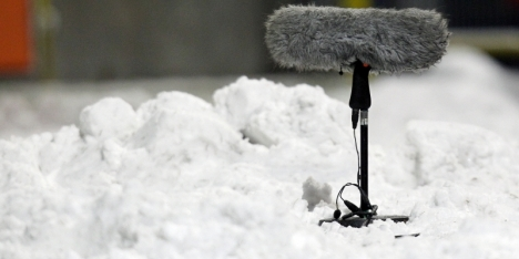 Commotie over sneeuwbal na Bulgaarse topper
