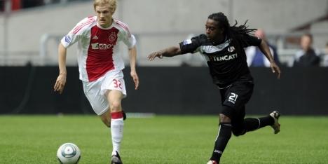 Ajax maakt werk van contractverlenging Boilesen