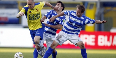Willem II trekt ook Cambuur-speler Guijt aan