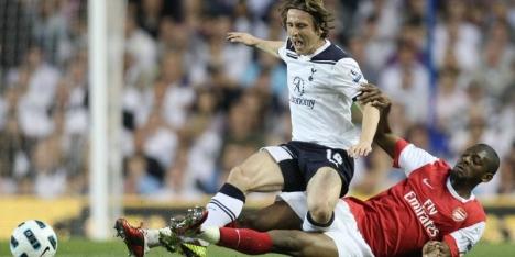 Spurs negeert Chelsea-droom Modric