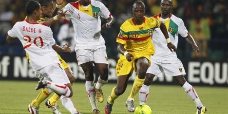 Afrika Cup: Mali wint nipt van Guinea