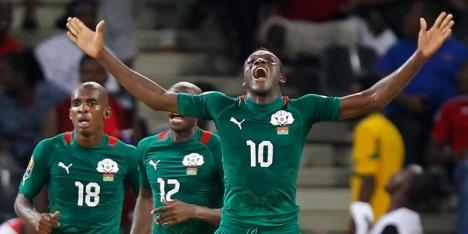 Burkina Faso dankzij Niger in play-offs