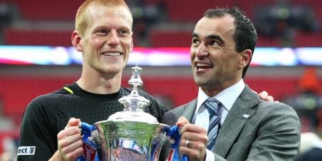 Winst FA Cup droom voor Martinez en Watson